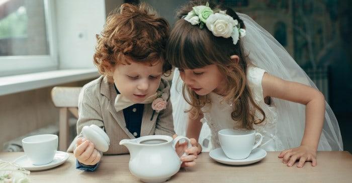 Børnevenlig te