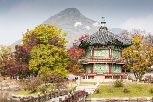 gyeongbokgung palace foraar