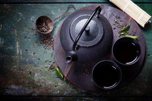 jern kande sort te