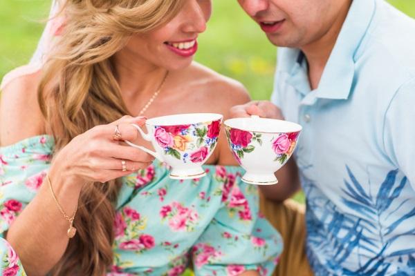 par drikker te