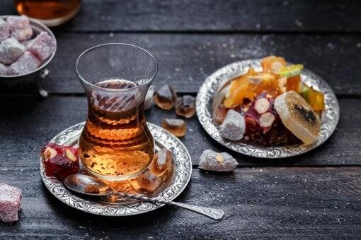tyrkisk te