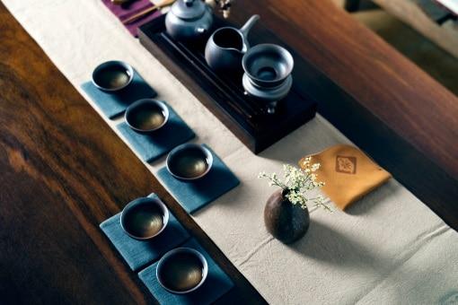 kinesisk te