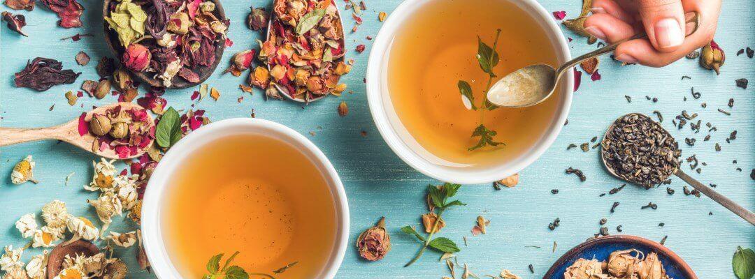 Guide til hvad økologisk te er